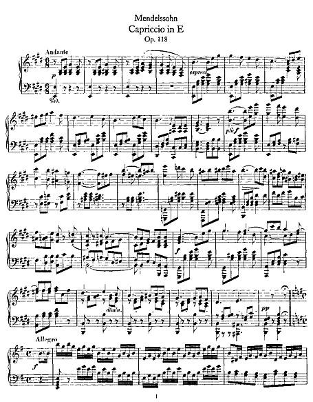 Brahms: Piano Sonata Op.5, Klavierstucke Op. 116-119